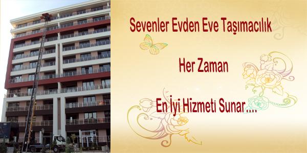 Mersin - Diyarbakır Evden Eve Nakliyat