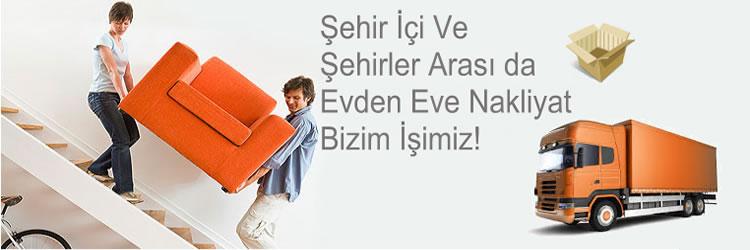 Tüm Turkiyeye Evden Eve Nakliyat Hizmeti