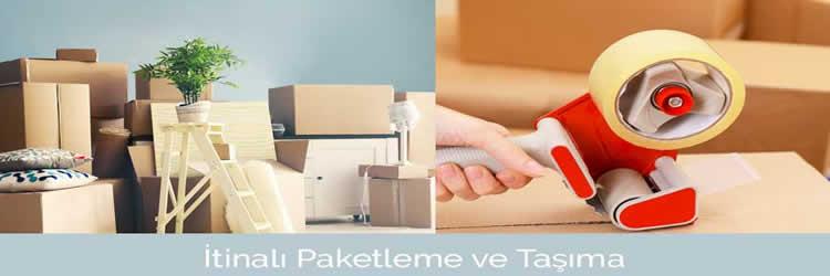 İzmir - Diyarbakır Evden Eve Nakliyat