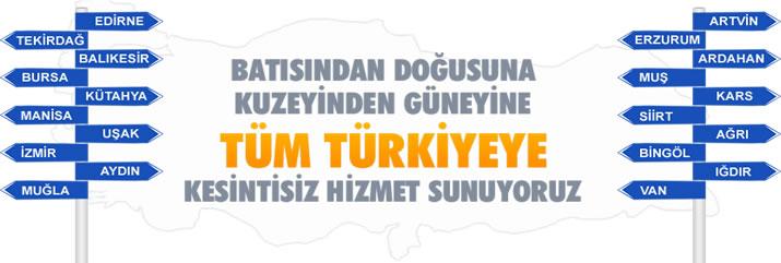 Kastamonu - Diyarbakır Evden Eve Nakliyat