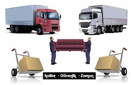 Van - Diyarbakır Evden Eve Nakliyat